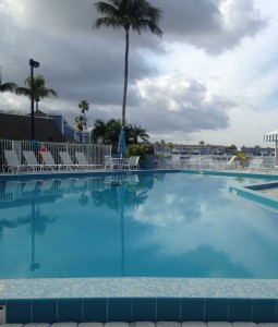 Poolside Quiet, Jupiter FL